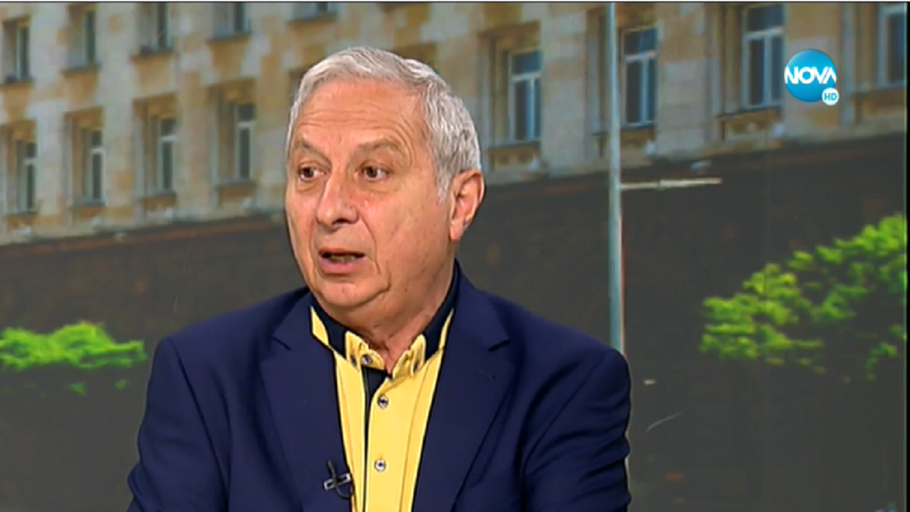 Проф. Огнян Герджиков: България има нужда една година да няма парламент!