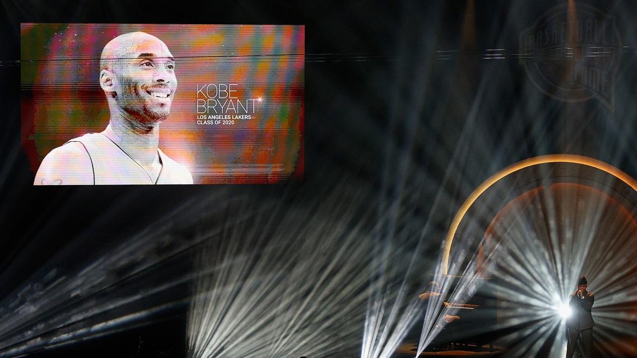 Коби Брайънт влезе посмъртно в Баскетболната зала на славата