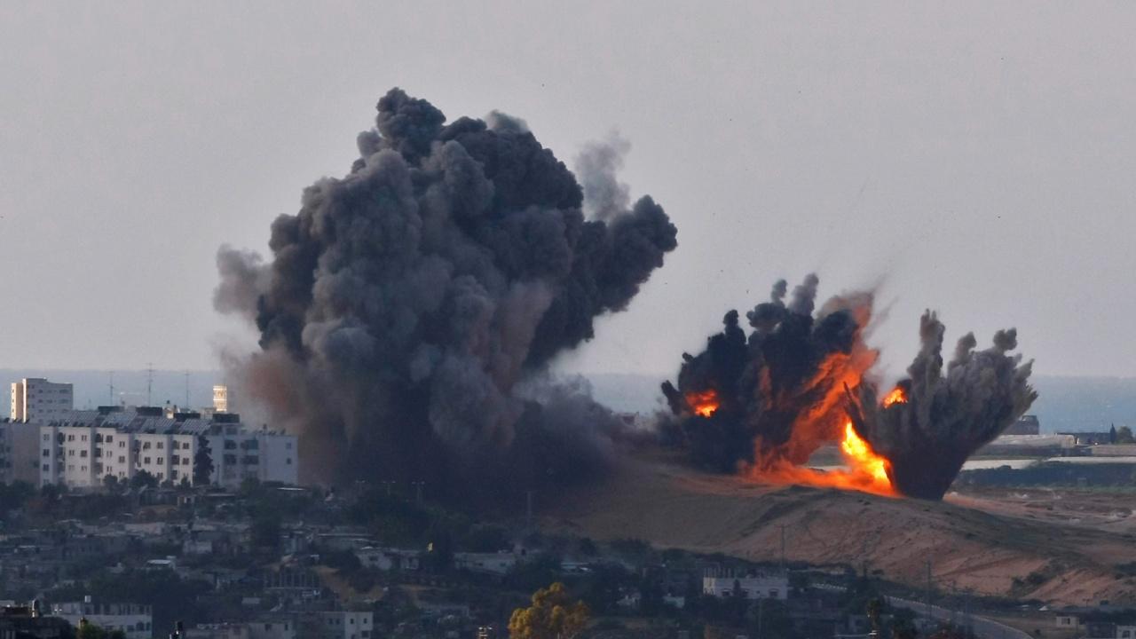 Най-малко 40 палестинци са убити при израелските удари по град Газа днес