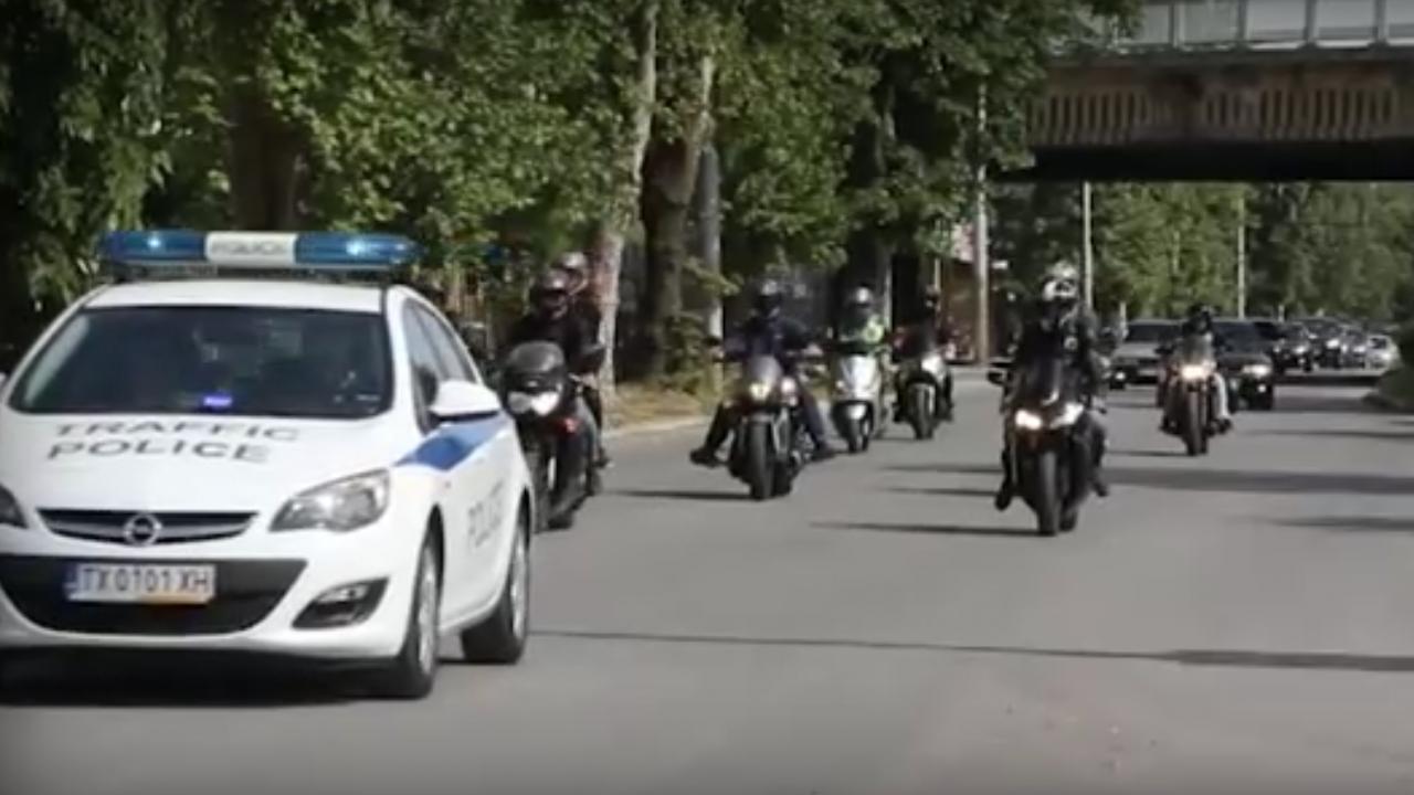 Автошествие в памет на 3-годишното дете, загинало след катастрофа в Добрич