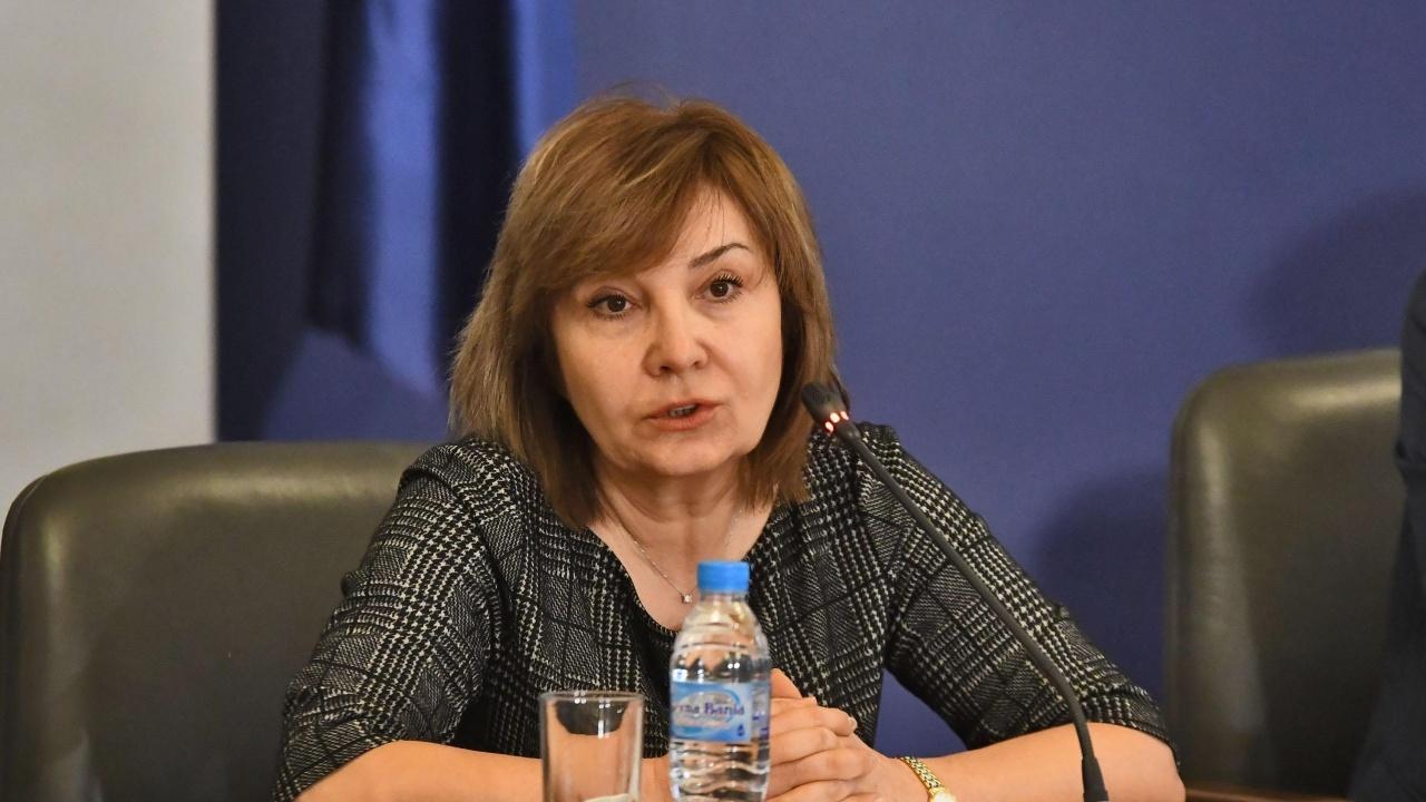 Галя Димитрова: Никак не може да се каже, че съм политическо назначение