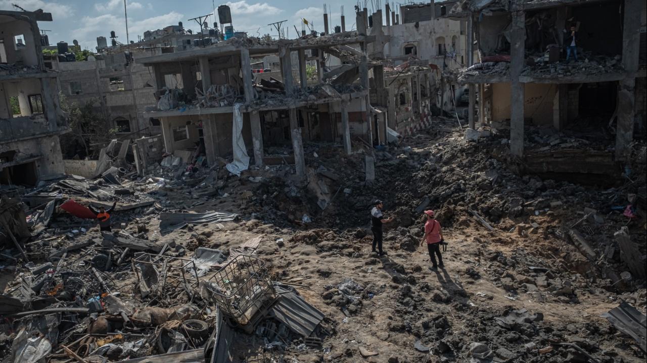 Вестник от САЩ: Няма признаци за отслабване на конфликта между Израел и Палестина