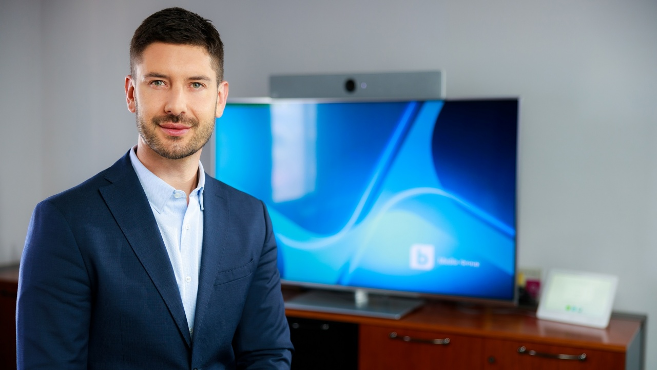 Рокада по върховете на БТВ: Господин Йовчев става главен оперативен директор в медията