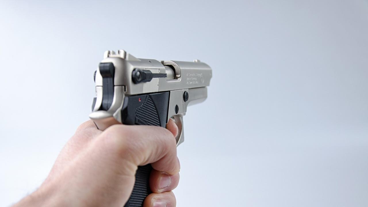 "Гонка с пистолет на АМ ""Струма"""