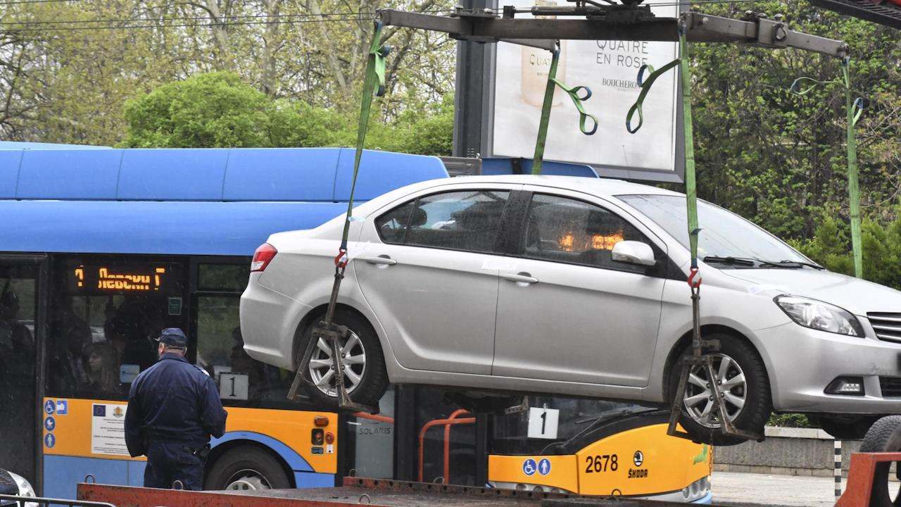 Близо 1700 автомобила са репатрирани от началото на годината в Русе