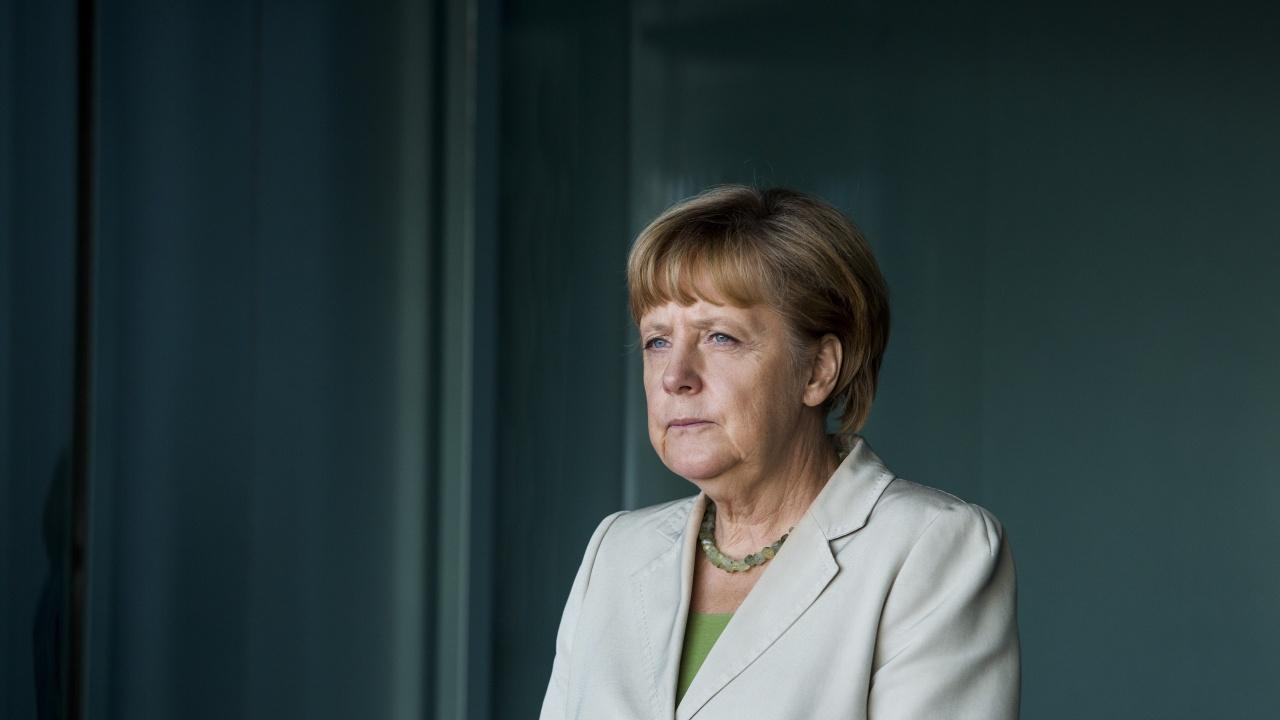 Меркел изрази солидарността си с Израел в разговор с Нетаняху