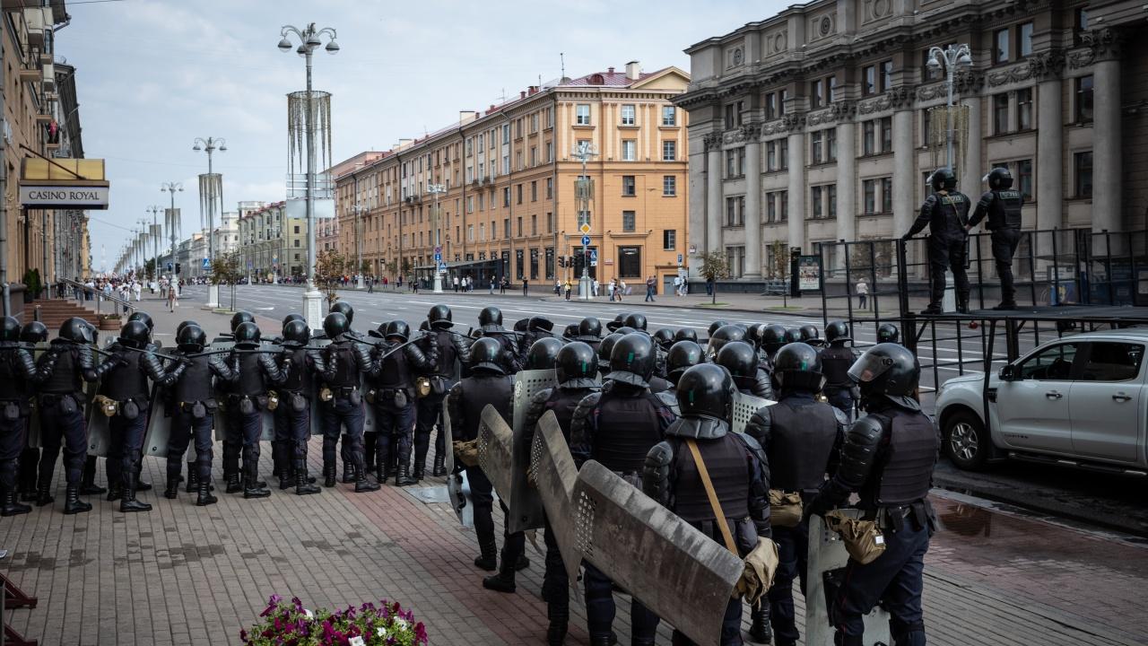 Беларуската полиция получи по-широки правомощия за репресивни действия срещу демонстранти