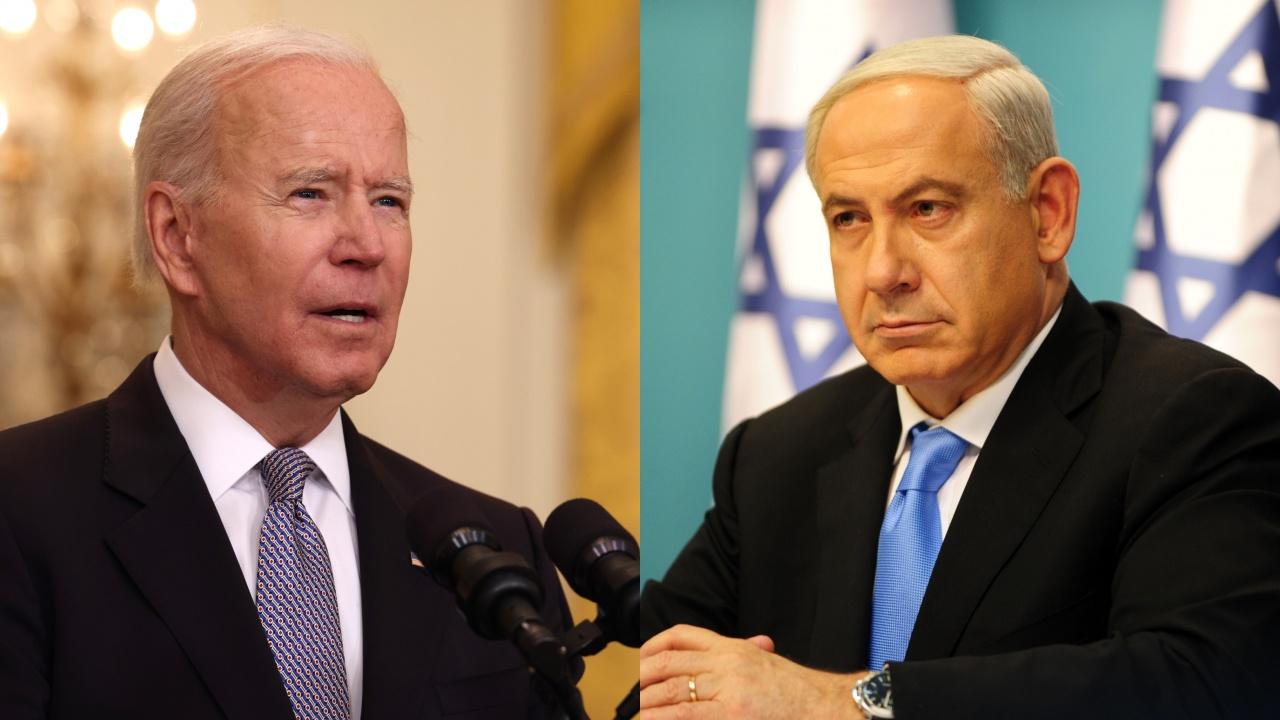 Байдън към Нетаняху: Подкрепям прекратяването на огъня между Израел и Хамас