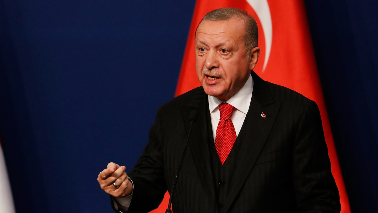 Реджеп Ердоган прокле австрийския кабинет
