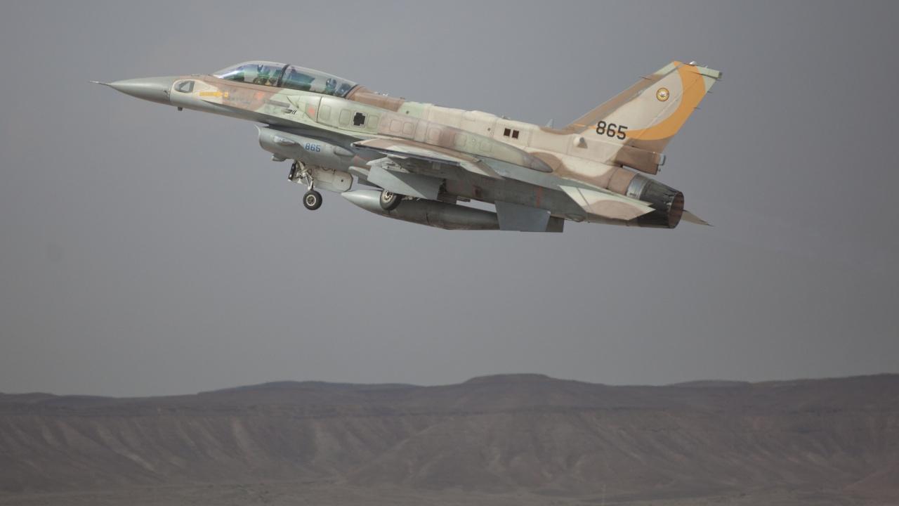 Израел показа видео от военни операции