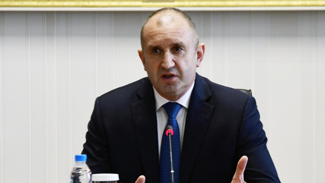 """Румен Радев: Увеличеният интерес към инициативата """"Три морета"""" свидетелства за потенциала на региона"""