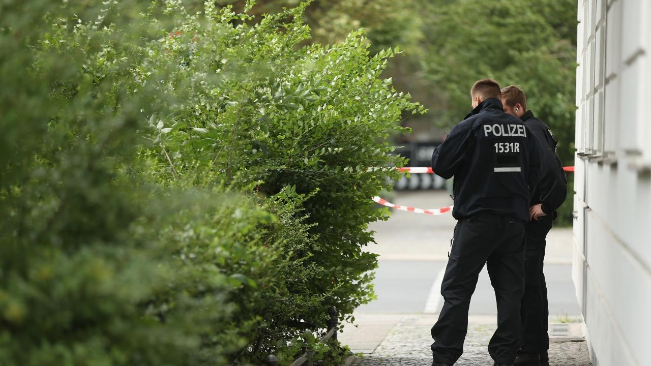 Берлинската полиция проведе акция срещу заподозрени потребители и автори на детска порнография
