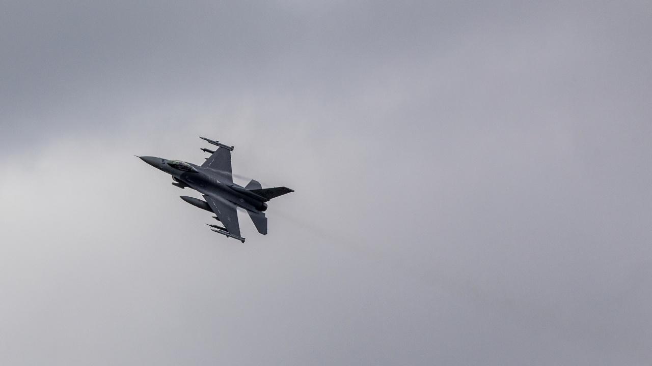 В САЩ започна производството на изтребителите Ф-16 за България
