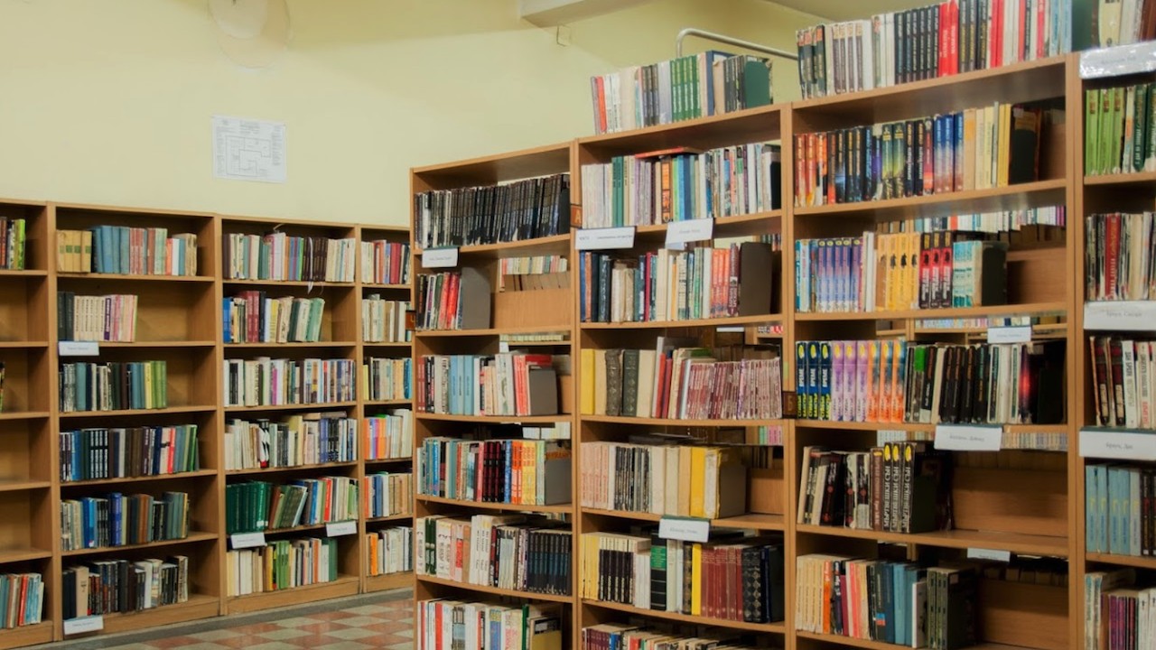 Столичната библиотека представя личната библиотека на Симеон Радев