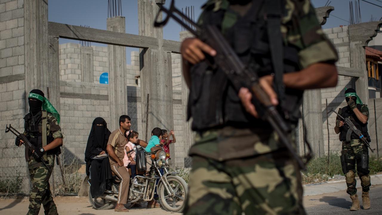"""Крехка надежда за примирие между """"Хамас"""" и Израел"""