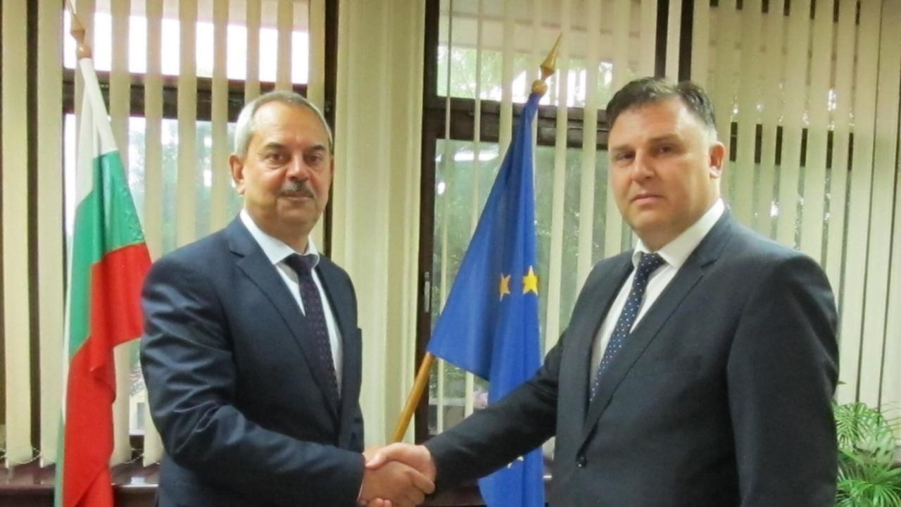 Новият областен управител на област Плевен Марио Тодоров е встъпил в длъжност