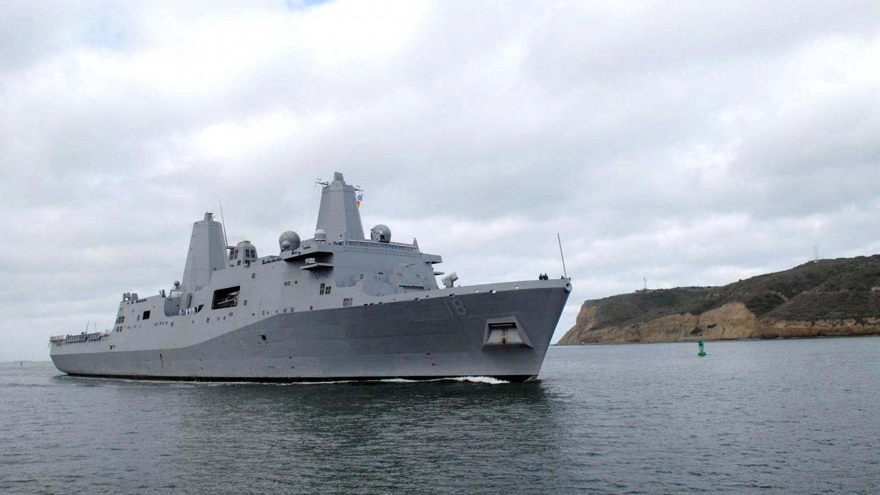 Китай заяви, че американски военен кораб е навлязъл незаконно в негови води в Южнокитайско море