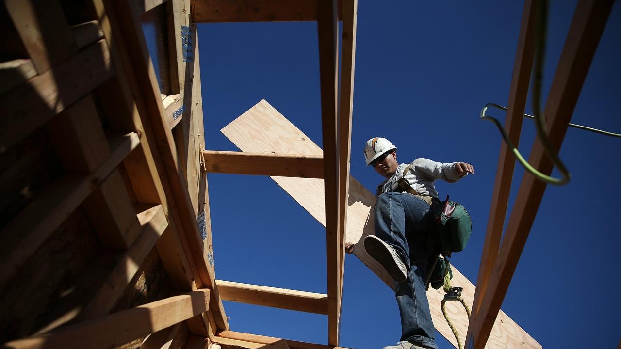Нарастване на строителството в ЕС и България през март