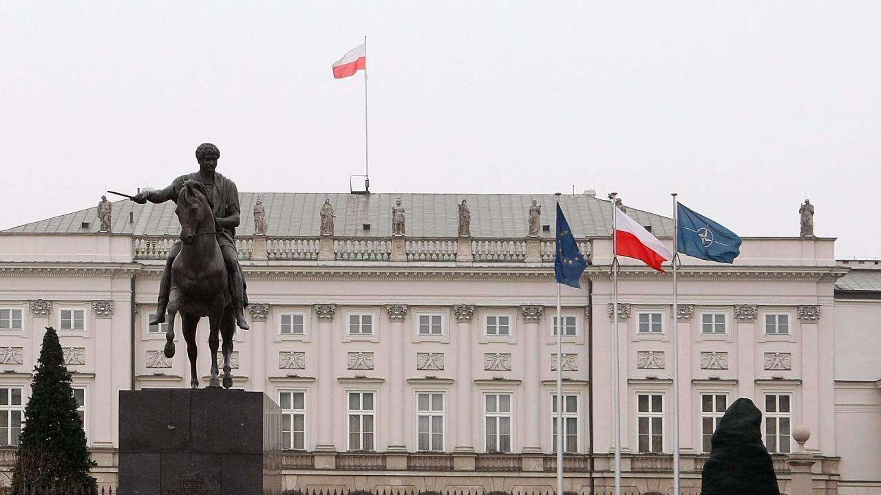 Полша: Самолетът не е похитен