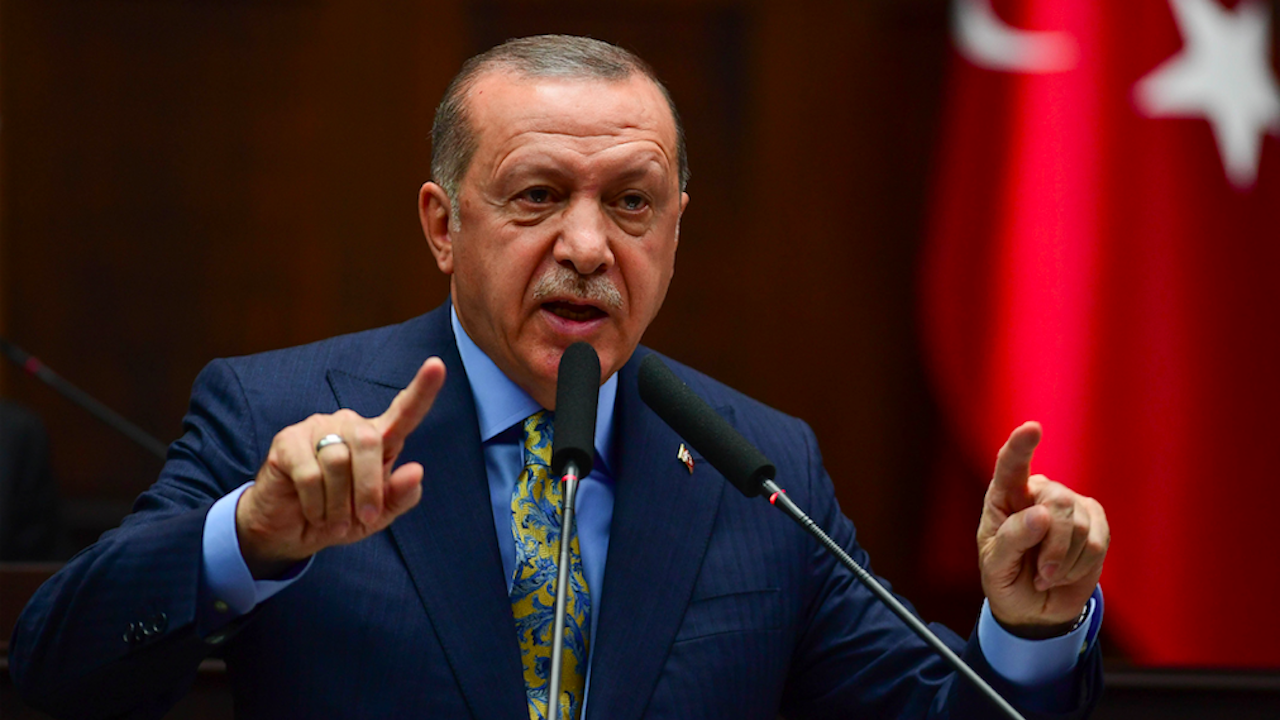 Ердоган съди лидерката на Добра партия, сравнила го с Нетаняху