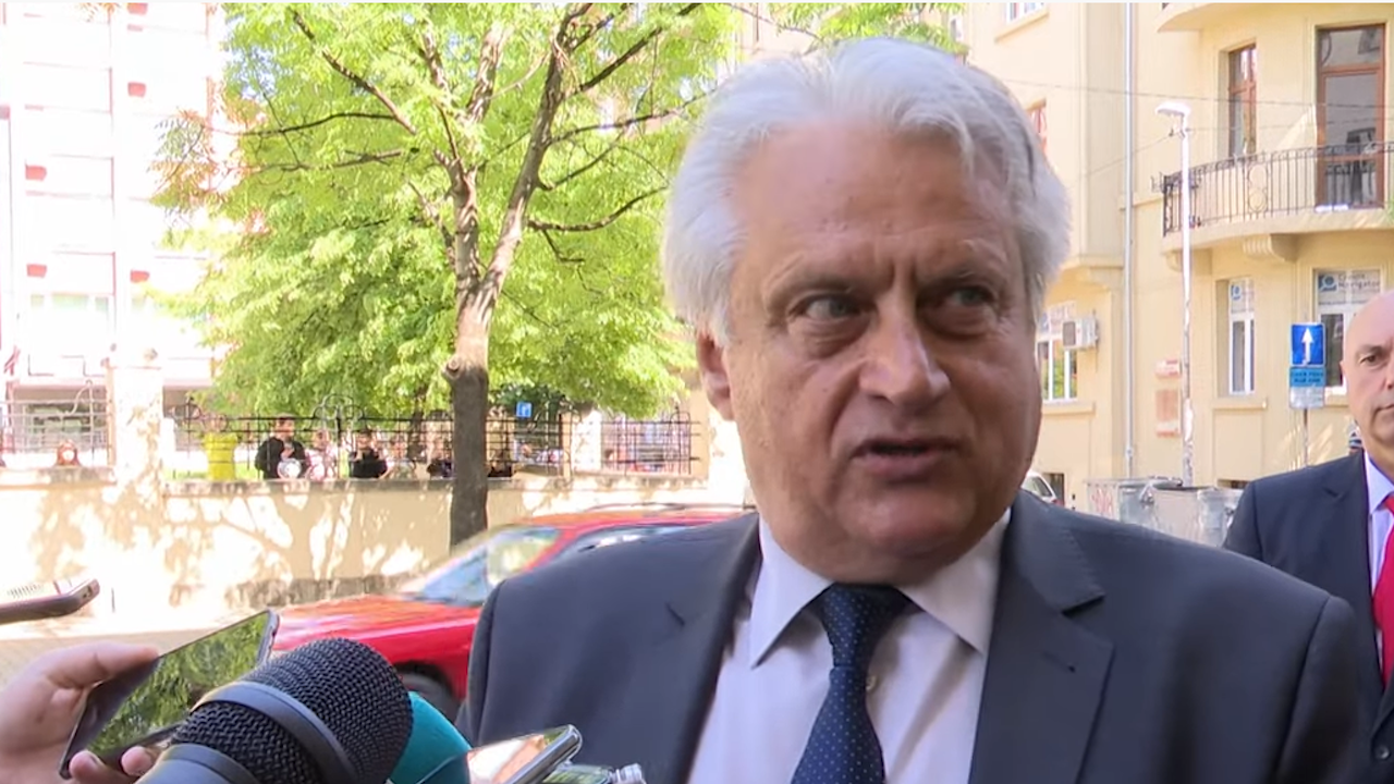 Бойко Рашков смени началника на МВР - Пловдив