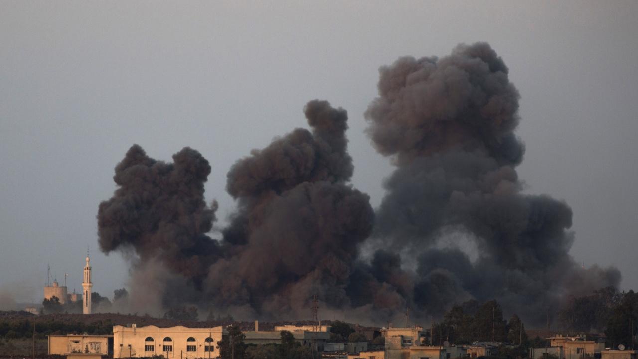 Израелската министерска комисия по сигурността ще обсъжда тази вечер прекратяване на огъня