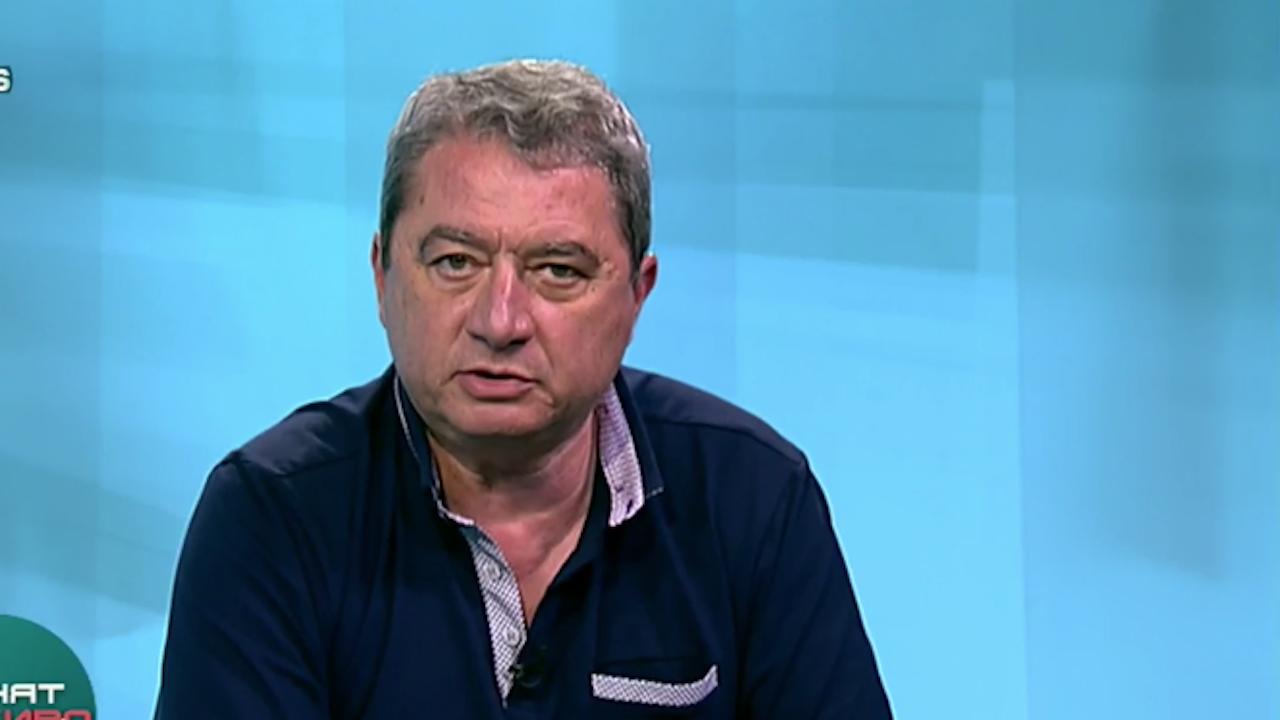 Емануил Йорданов коментира твърденията за подслушване на политици