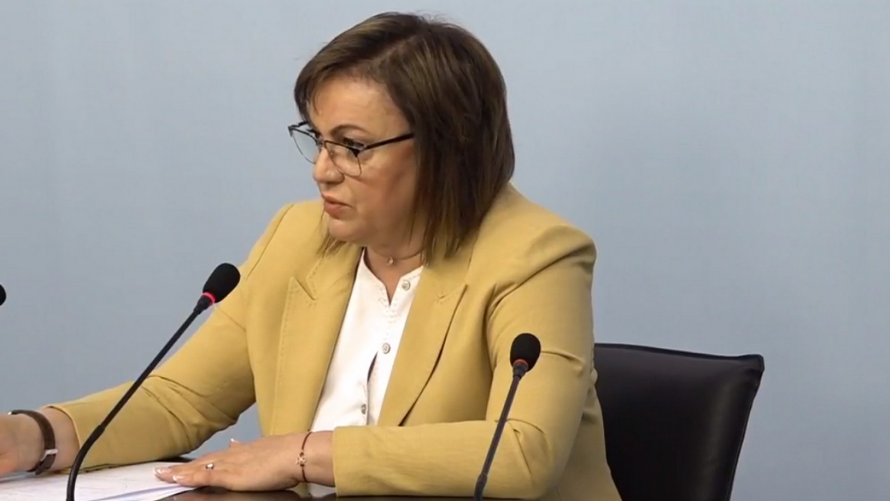 Корнелия Нинова: Ще има голяма лява коалиция