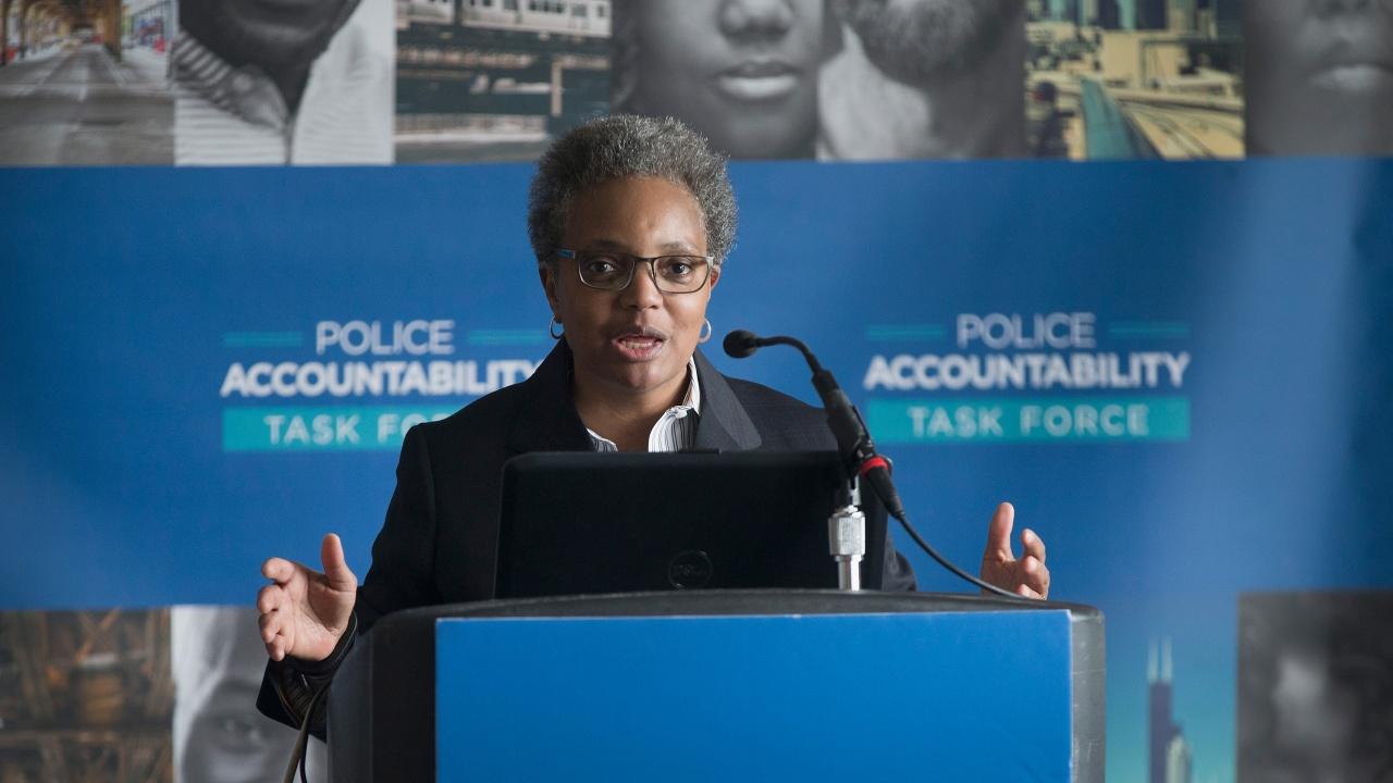 Кметицата на Чикаго не иска повече да дава интервюта на бели журналисти