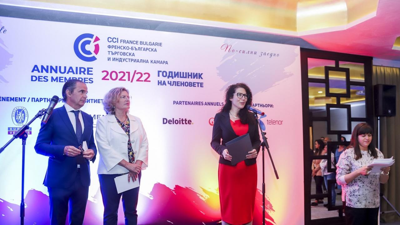 Зам.-министър на икономиката: Франция е сред водещите търговски партньори на България