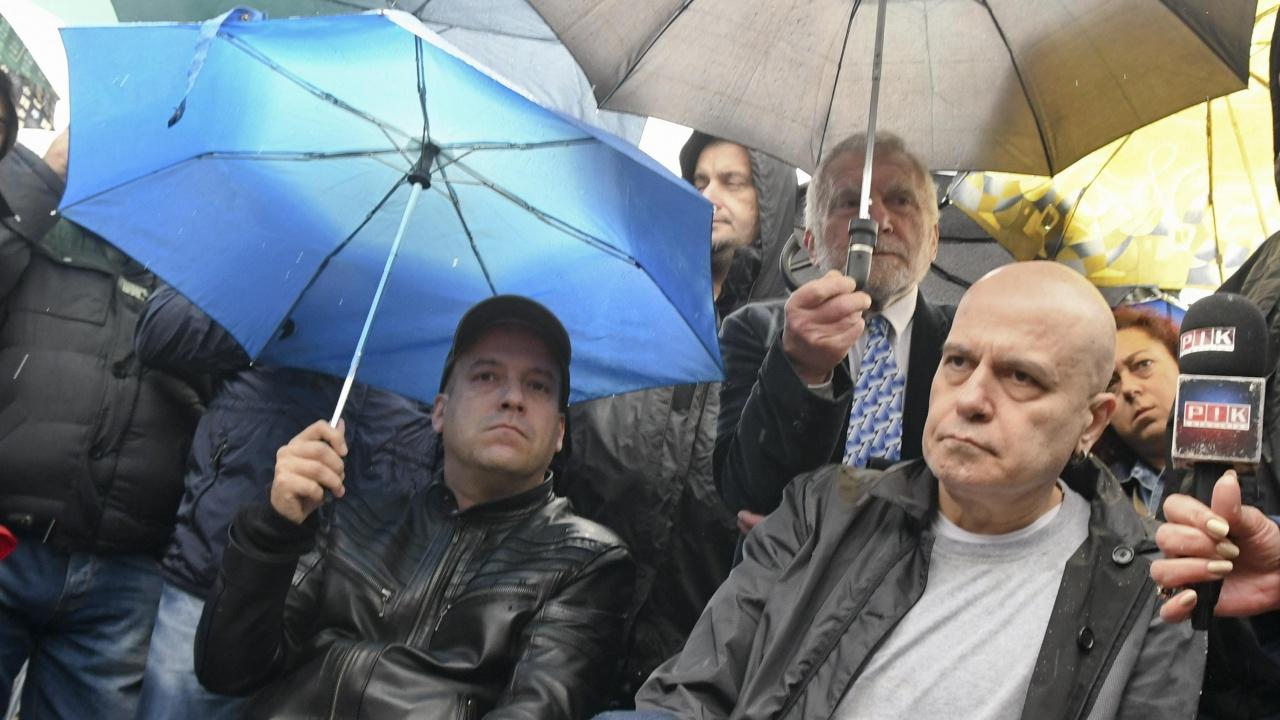 Галъп: 69,9% от българите не одобряват поведението на Слави Трифонов