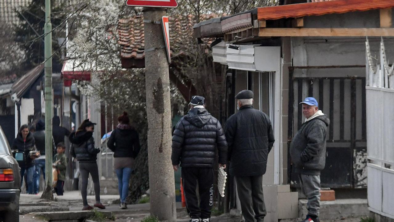 Съдът в Разлог прекрати производствата срещу петима роми, били компания в заведение