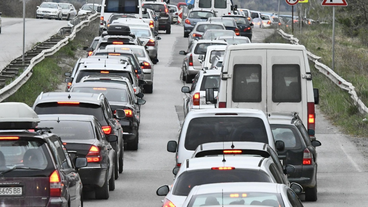 Опашки за Гърция, пропускането на автомобили се бави