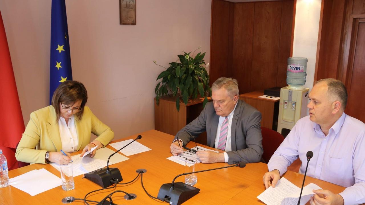БСП подписа споразумение с АБВ и платформата на Георги Кадиев