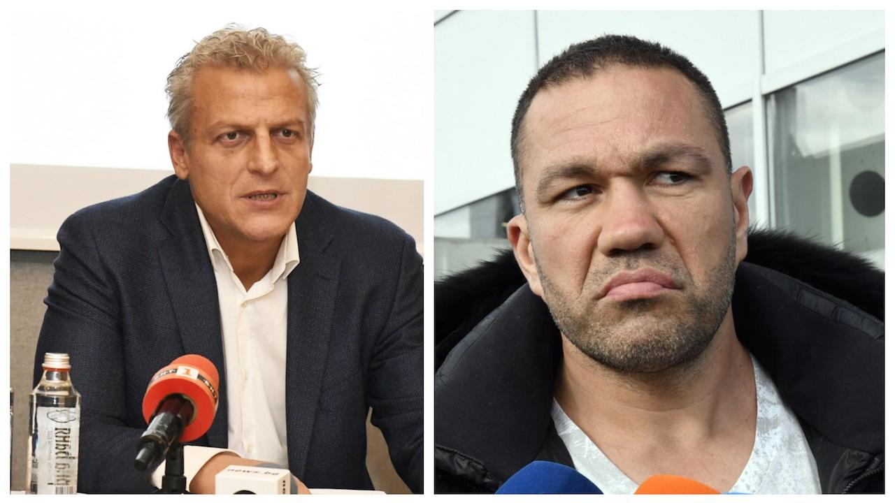 Петър Москов се чу с Кубрат Пулев, кани го да влиза в политиката