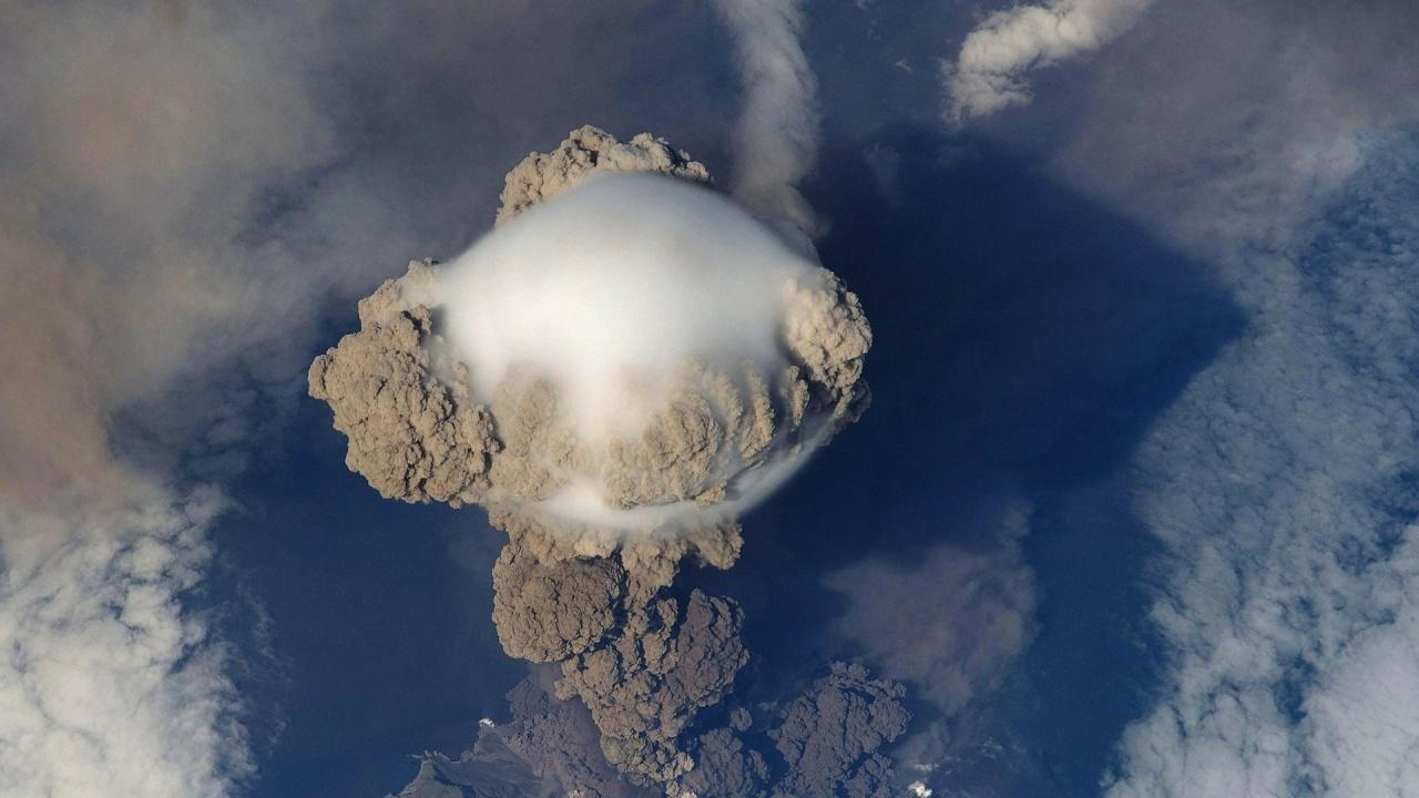 Изригна вулканът Нямулагира в Демократична република Конго