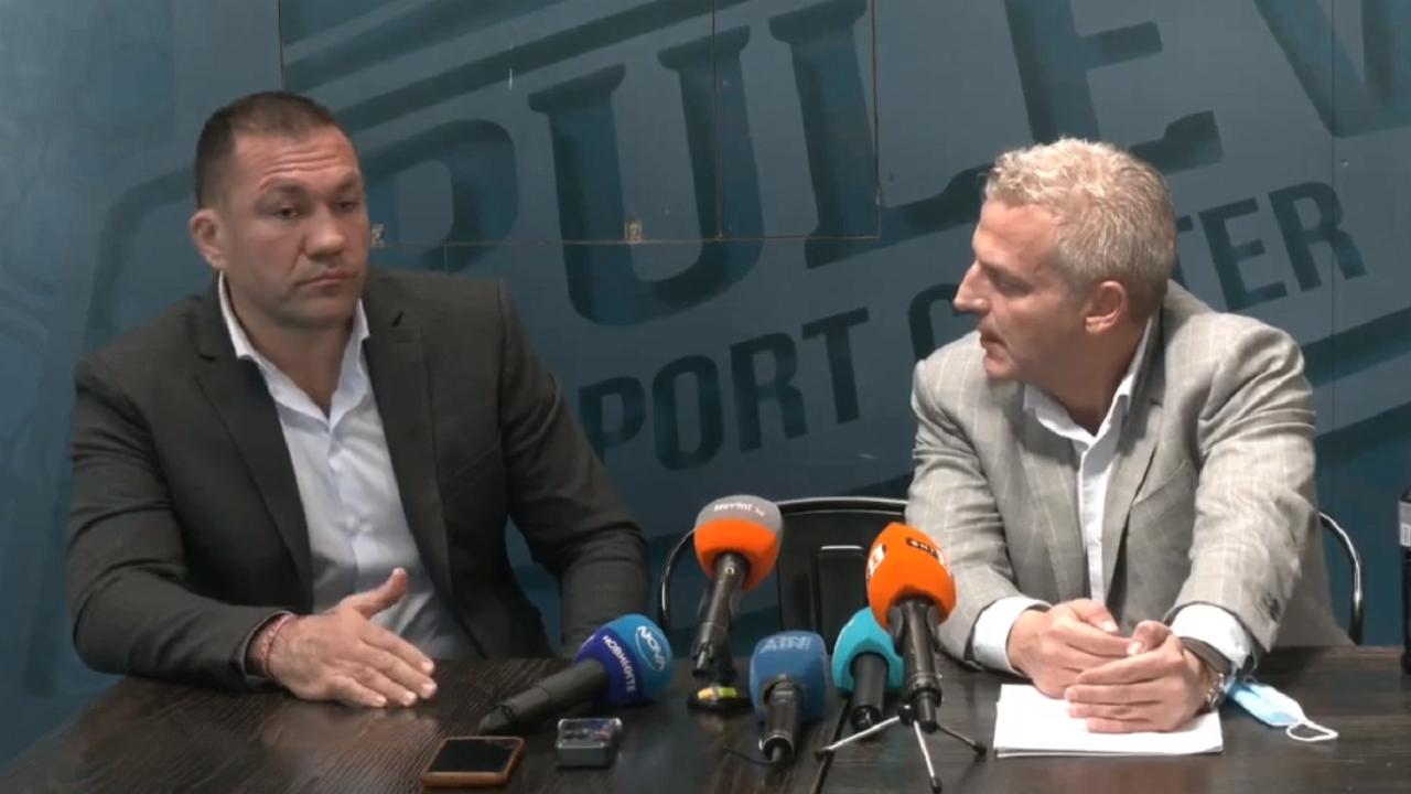 Москов към Кубрат Пулев: Шампионе, ако си готов, да се качваме на ринга!