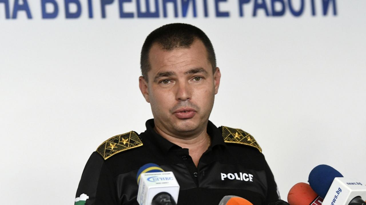Новият директор на СДВР с първи коментар след рокадата