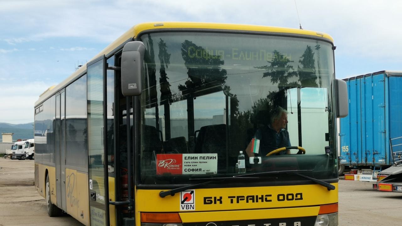 Електронни табели и в автобуса София - Елин Пелин, Смолян скоро ще има още 4 автобуса с информационни системи