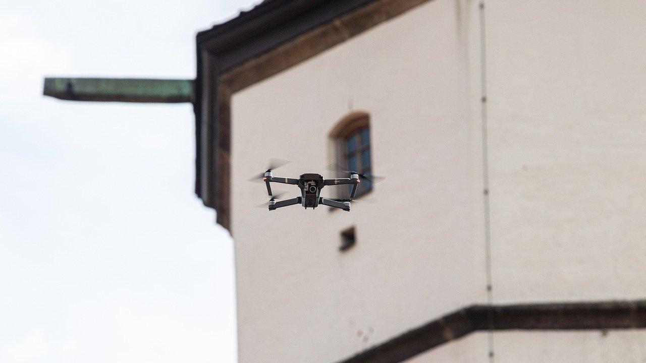Книги ще летят с дрон по домовете