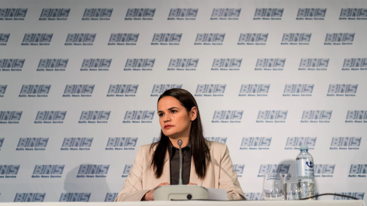 Тихановска призова САЩ и Г-7 да предприемат действия срещу режима в Беларус