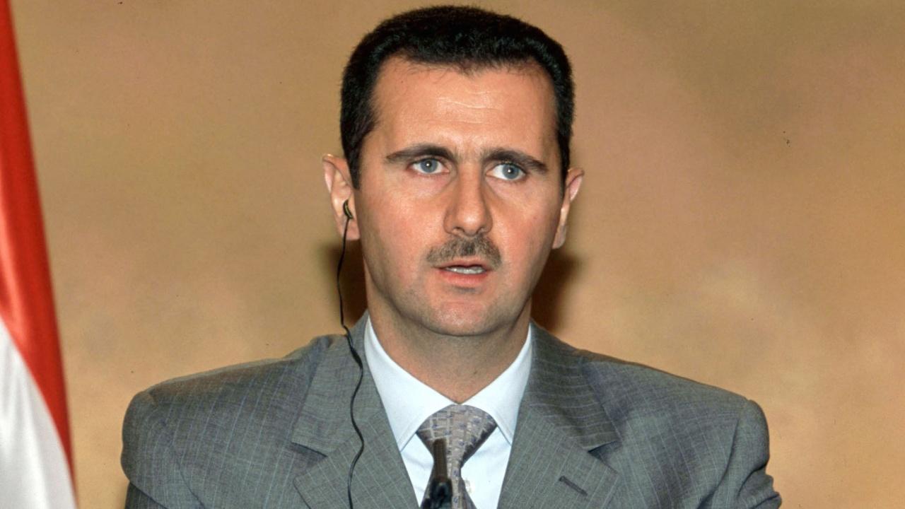 Сирия - държава,  управлявана от половин век  от династията Асад