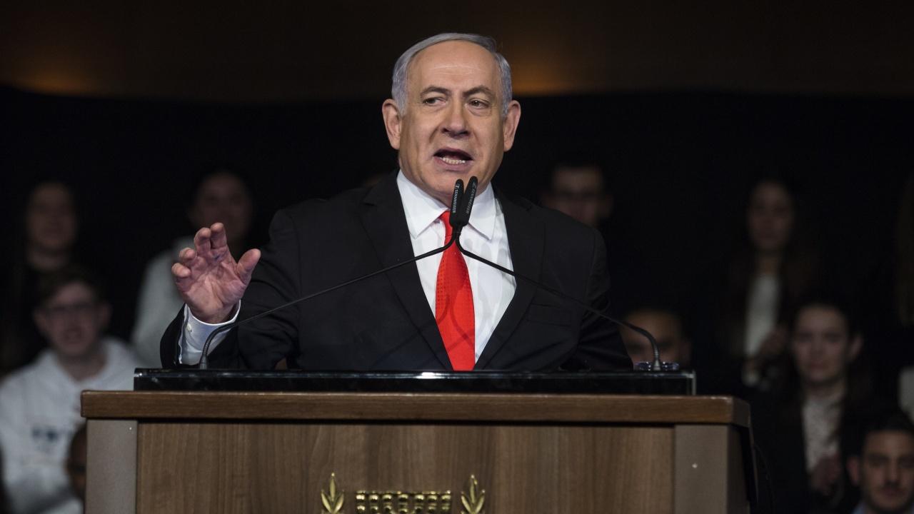 Нетаняху каза кога ще настъпи мирът между Израел и Палестина