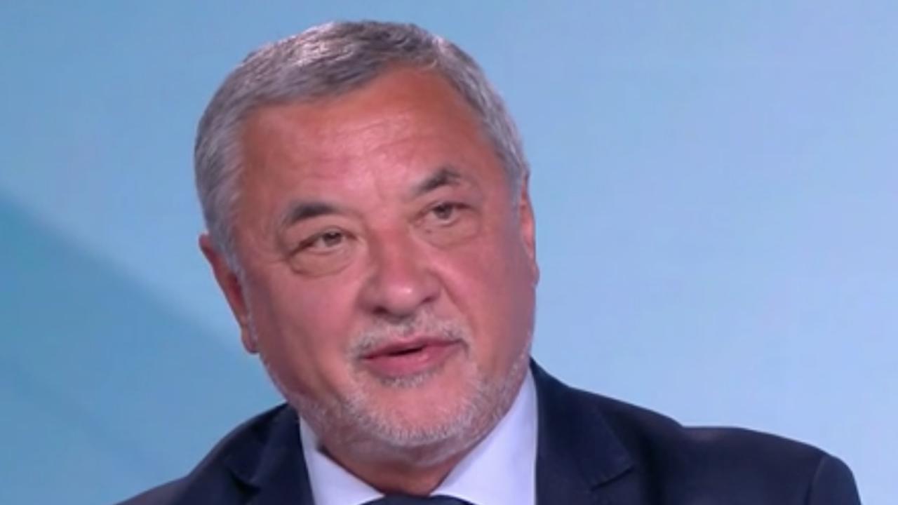 Валери Симеонов: Казах на Борисов, че България не е  царство - не ме послуша
