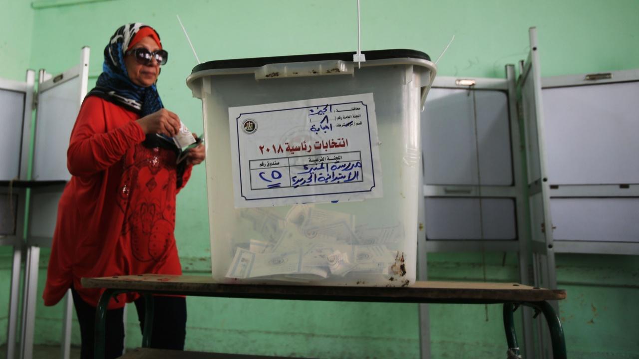 Започна президентският вот в Сирия
