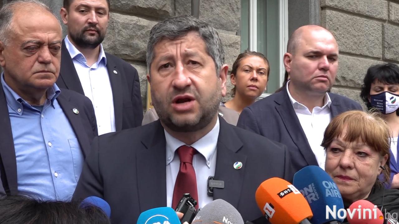 """Христо Иванов: """"Демократична България"""" е една от най-стабилните коалиции"""