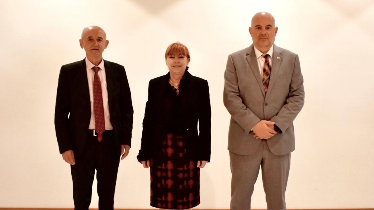 Иван Гешев се срещна с главния прокурор на Република Северна Македония Любомир Йовески