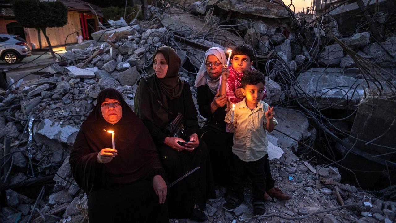 Катар дава 500 милиона долара за възстановяването на ивицата Газа