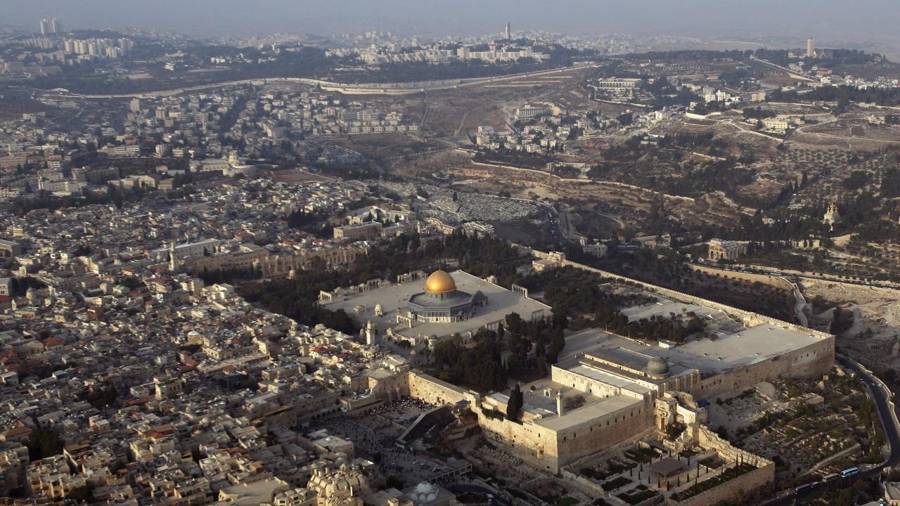 Йорданският крал Абдула Втори потвърди пред Блинкън необходимостта от запазване на статута на Ерусалим