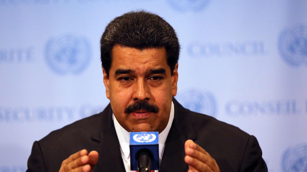 Мадуро поиска незабавна отмяна на санкциите срещу Венецуела